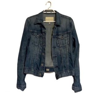 AG Adriano Goldschmeid Jean Jacket - Size Large